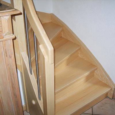 Treppe auf Maß