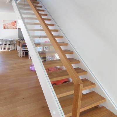 Treppe im Raum
