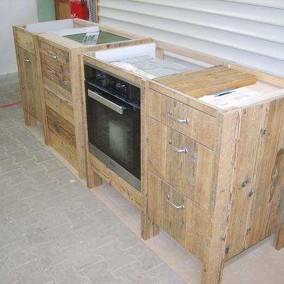 Küchen-Unterbauten
