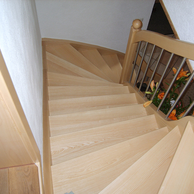 Treppe passt