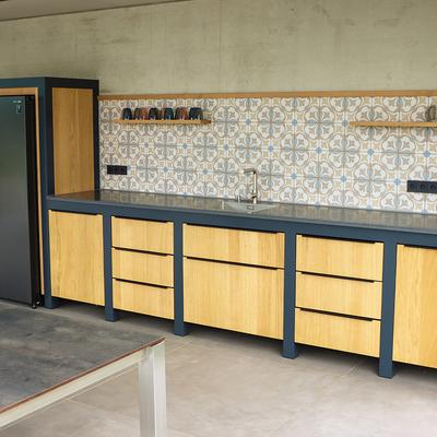 Einbauküche für Aufenthaltsraum